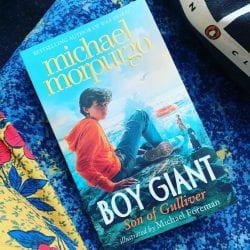Boy Giant, by Michael Morpurgo