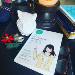 The life-changing manga of tidying up, by Marie Kondo