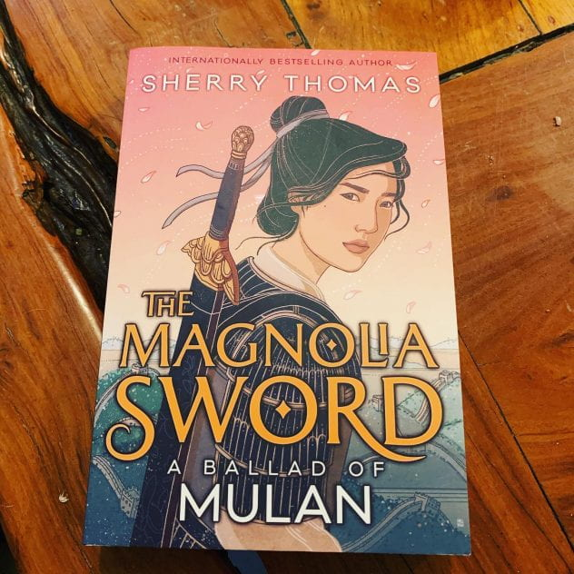 The Magnolia Sword, by Sherry Thomas