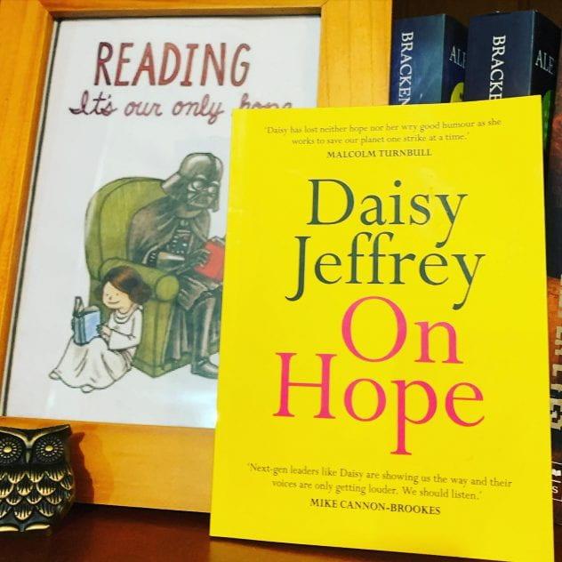 On hope, by Daisy Jeffrey