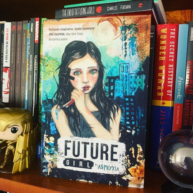 Future girl front cover