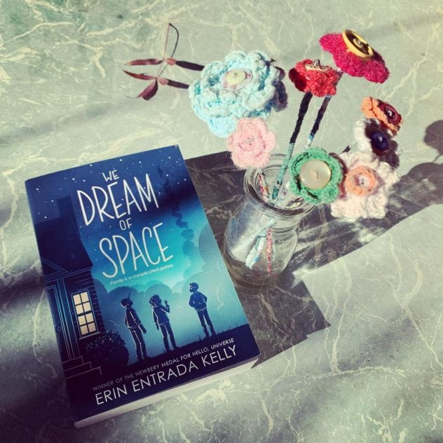We dream of space