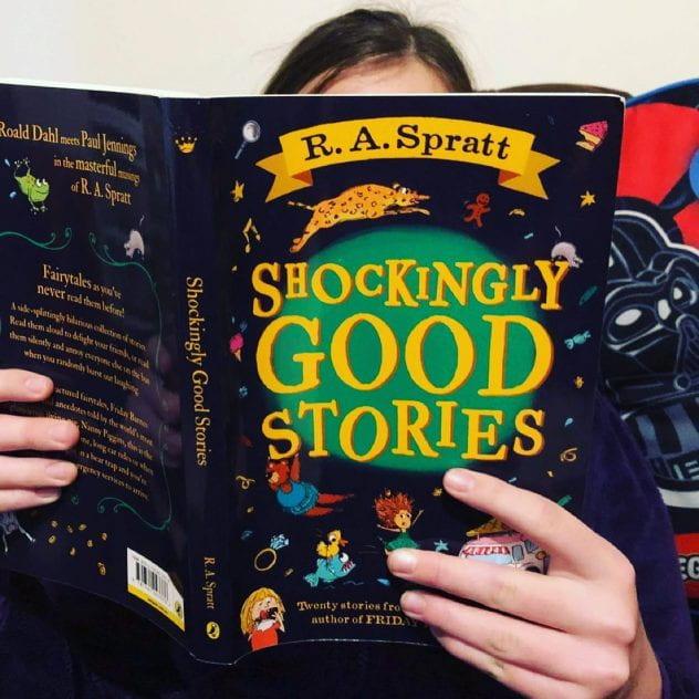 Shockingly good stories